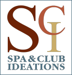 Spa Club Ideations Logo